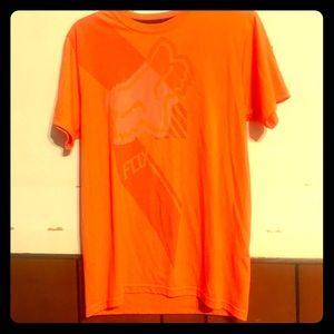 Fox racing T-shirt EUC size small